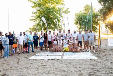 AHEPA Beach Volleyball-Ναύπακτος: Με άρωμα ΗΠΑ και Βενεζουέλας στις απονομές