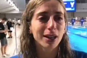 Ολυμπιακοί Αγώνες: Βουρκωμένη η Ντουντουνάκη μιλάει για τον αποκλεισμό από τον τελικό παρά το πανελλήνιο ρεκόρ