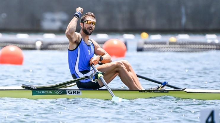 Ολυμπιακοί Αγώνες, Κωπηλασία: Χρυσός Ολυμπιονίκης ο Στέφανος Ντούσκος!