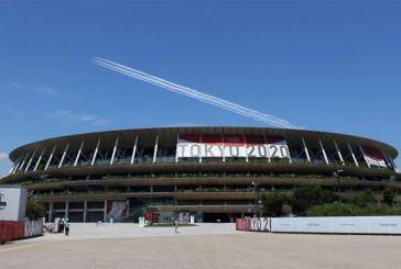 Ολυμπιακοί Αγώνες: H Τελετή Έναρξης στο Ολυμπιακό στάδιο του Τόκιο
