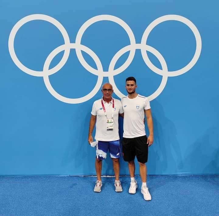 Ολυμπιακοί Αγώνες: Ο Αγρινιώτης Παπαστάμος 14ος στα 400μ. μικτή ατομική