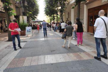 Αιτωλοακαρνανία: Τρία θετικά rapid tests στο Αγρίνιο στους ελέγχους του ΕΟΔΥ την Τρίτη