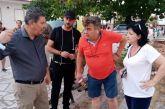 Φωτιά στην περιοχή Θυρρείου– Τι λένε ο δήμαρχος και η αντιπεριφερειάρχης