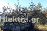 Κορινθία: Βρέθηκε απανθρακωμένος ο ιερέας του χωριού Αλμυρή μέσα στο όχημά του