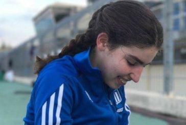 Στίβος: Για 2η φορά σε Πανευρωπαϊκό Πρωτάθλημα η Αγρινιώτισσα πρωταθλήτρια, Μαρία Σεφεριάδη