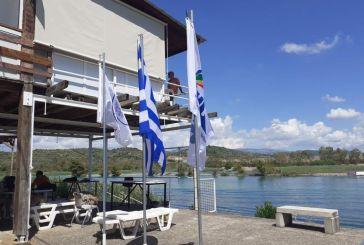 Αγρίνιο: Τελικές «πινελιές» για το Πανευρωπαϊκό Πρωτάθλημα Σκι στη Λίμνη Στράτου (φωτο)