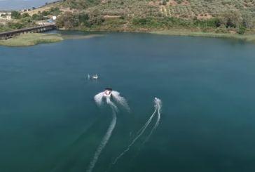 Αγρίνιο-Πανευρωπαϊκό Πρωτάθλημα Θαλασσίου Σκι: Δύο Έλληνες αθλητές στους τελικούς Σλάλομ και Φιγούρες