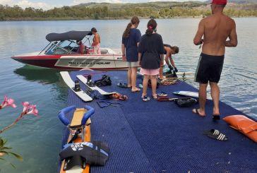 Αγρίνιο: Στην τελική ευθεία οι προετοιμασίες για το ΠανευρωπαϊκόΠρωτάθλημα Σκι στη λίμνη Στράτου