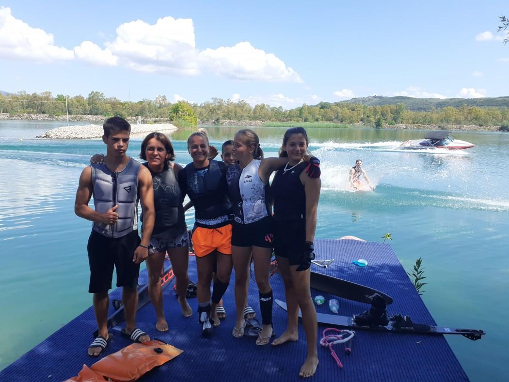 Ώρα για δράση στο Πανευρωπαϊκό Πρωτάθλημα Σκι στη Λίμνη Στράτου- Το απόγευμα της Πέμπτης η τελετή έναρξης