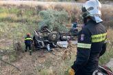 Αγρίνιο-δυσάρεστα νέα: νεκρός ο οδηγός του φορτηγού που ανατράπηκε