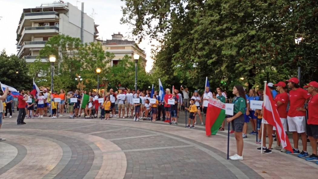 Στο Αγρίνιο στρέφεται το ενδιαφέρον του Θαλασσίου Σκι – η τελετή έναρξης για το Πανευρωπαϊκό Πρωτάθλημα