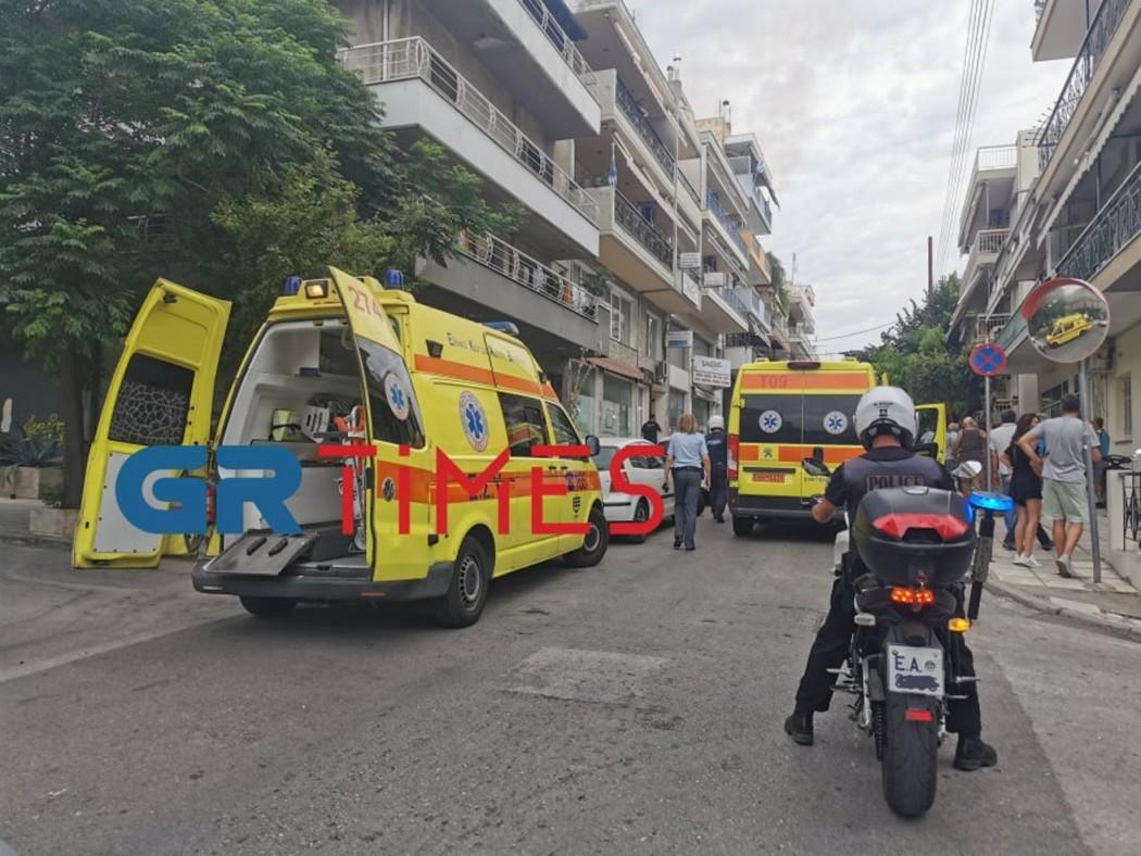 Ηλικιωμένος έβαλε φωτιά στο σπίτι του και αυτοκτόνησε στη Θεσσαλονίκη