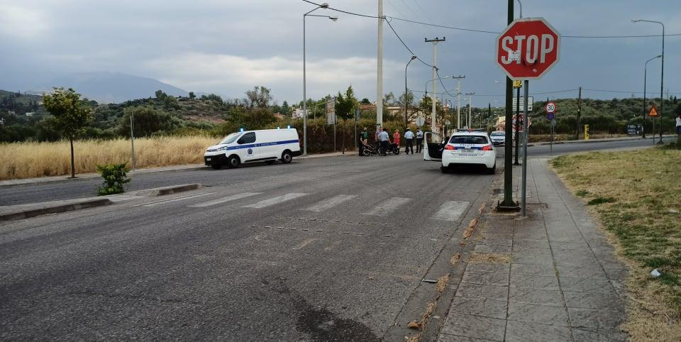 Aγρίνιο: μηχανάκια τράκαραν στην περιμετρική-σοβαρός τραυματισμός 20χρονου