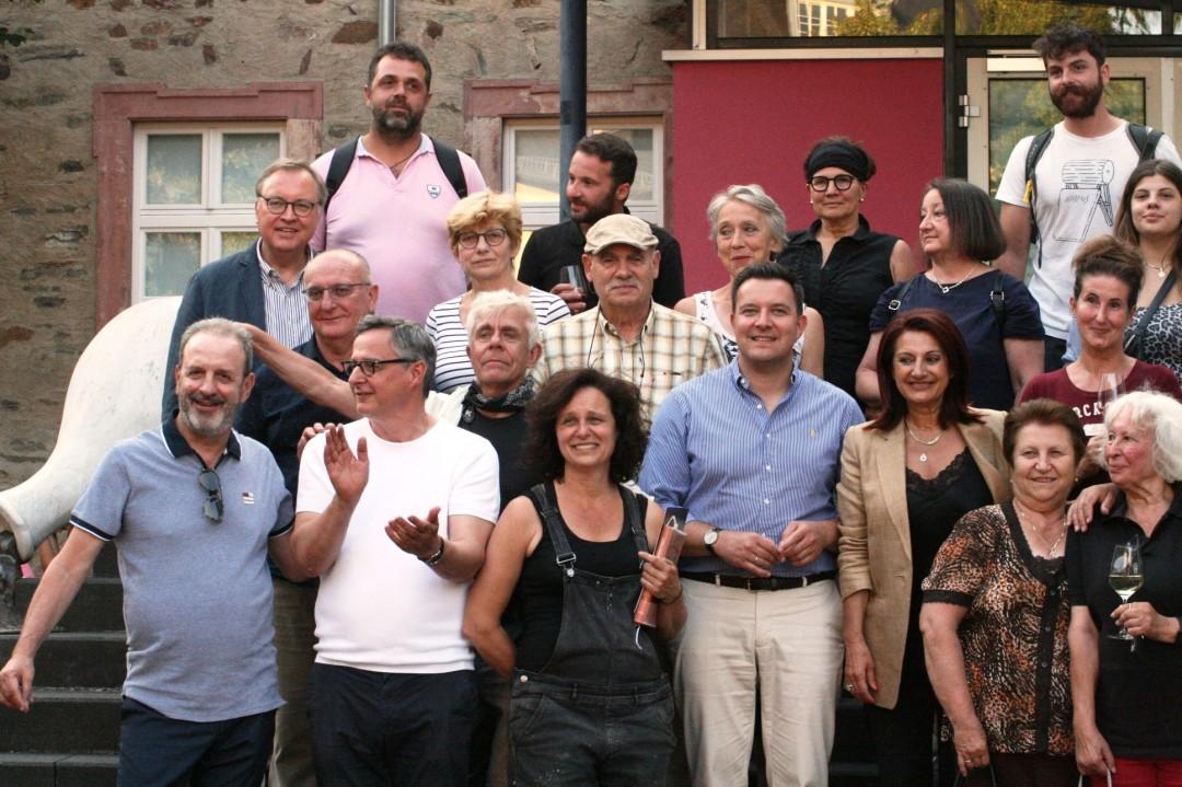 «Χτίζοντας Γέφυρες»: Αγρινιώτες σε δράση μνήμης στη Γερμανία  για την ειρήνη