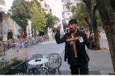 Πέρασε από το Αγρίνιο ο Φώτης που ζητά «ομολογία πίστεως» (βίντεο)