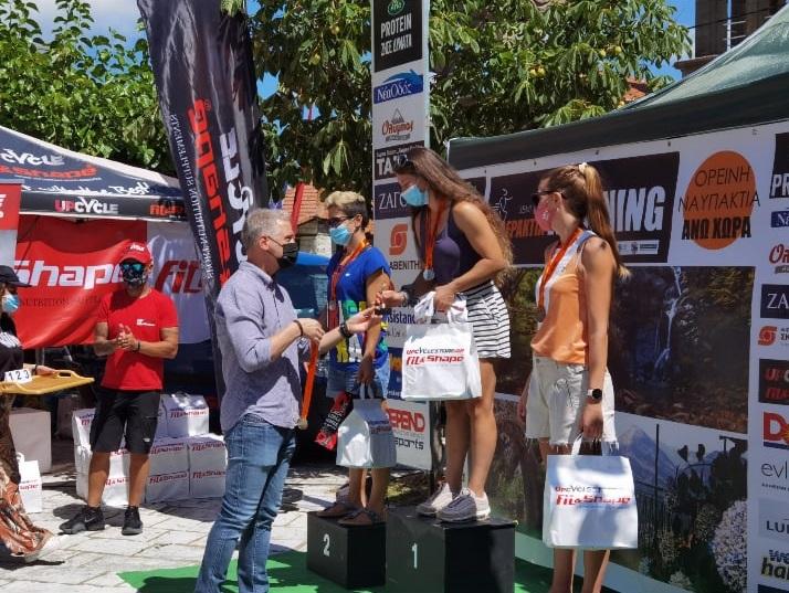 1st Nafpaktia Running: Επιτυχής ο πρώτος αγώνας τρεξίματος Ορεινής Ναυπακτίας