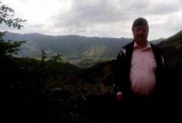 Ο 42χρονος Χρήστος Αθανασόπουλος το θύμα της μοιραίας εκτροπής στις Αυλακιές Ποταμούλας