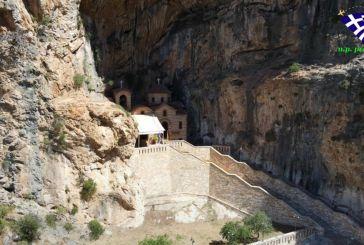 Βίντεο: Το γραφικό εκκλησάκι στο βράχο- Η Αγία Ελεούσα της Κλεισούρας Αιτωλοακαρνανίας