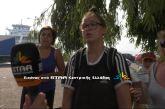 Εγκλωβισμένος βοσκός στις Ροβιές Εύβοιας – Δραματική έκκληση από τις κόρες του: «Καίγεται ο πατέρας μας»
