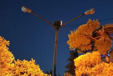 Αγρίνιο: Παράπονα για τον φωτισμό στην παιδική χαρά του Αγίου Κωνσταντίνου