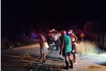 Δήμος Ακτίου- Βόνιτσας: «Η φωτιά στα Παλιάμπελα οφείλεται σε εμπρησμό»