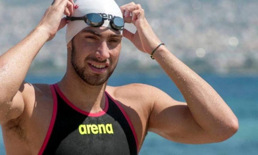 Ολυμπιακοί Αγώνες: Μεγάλη εμφάνιση και πέμπτη θέση για Κυνηγάκη στα 10 χιλιόμετρα ανοιχτής θάλασσας