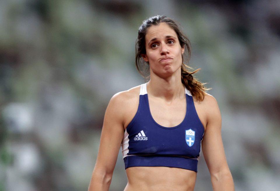 Η Κατερίνα Στεφανίδη τέταρτη ολυμπιονίκης στο επί κοντώ, όγδοη η Νικόλ Κυριακοπούλου