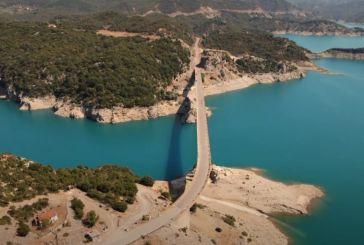 Βίντεο: Γέφυρα Τατάρνας και Λίμνη Κρεμαστών μαγεύουν από ψηλά