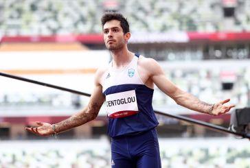 Ολυμπιακοί Αγώνες: «Πέταξε» στα 8.41 και στο πρώτο σκαλί του βάθρου ο Μίλτος Τεντόγλου (βίντεο)