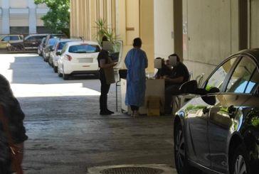 Κορωνοϊός-Αιτωλοακαρνανία: Ευρεία διασπορά στα 65 κρούσματα της Τρίτης 31/8
