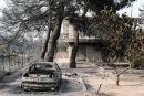 Φωτιά στη Βαρυμπόμπη: Η επόμενη μέρα – Μετρούν όσα έχασαν στις φλόγες οι κάτοικοι