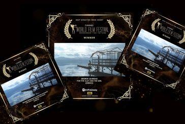 Τρία βραβεία για την γυρισμένη στο Αγρίνιο ταινία «Ο Πηλός και η Κοπέλα» στο Cannes World Film Festival