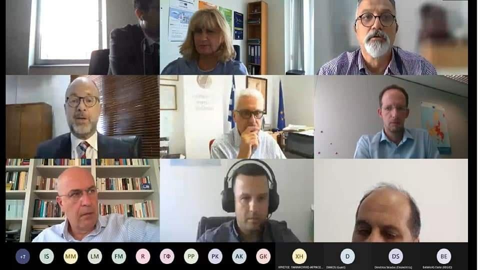 Διαδικτυακό Workshop για την Πολιτική Συνοχής 2021-2027