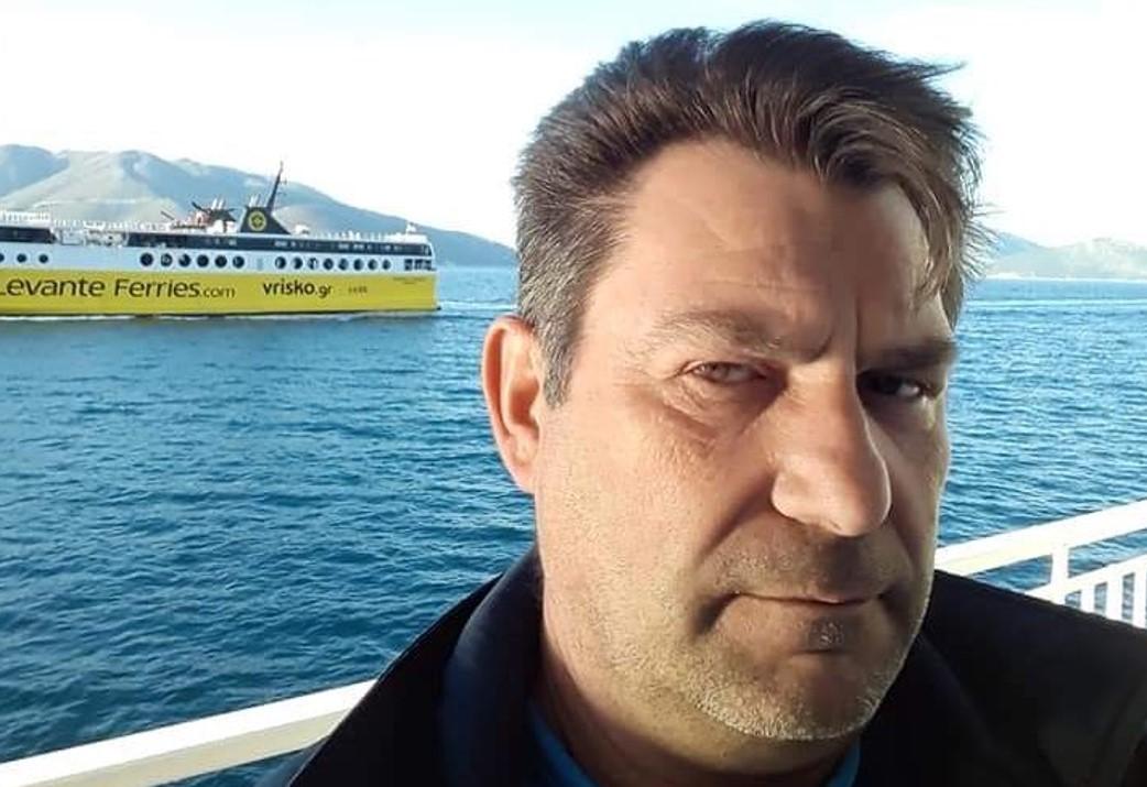 Θλίψη στη Γαβαλού: «Έφυγε» ο 51χρονος Σπύρος Ανδρέλλος