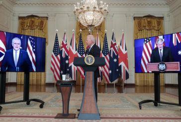 AUKUS: Στρατηγική συμμαχία ΗΠΑ-Αυστραλίας και Ην. Βασιλείου έναντι Κίνας – Οι αντιδράσεις από Πεκίνο και Παρίσι