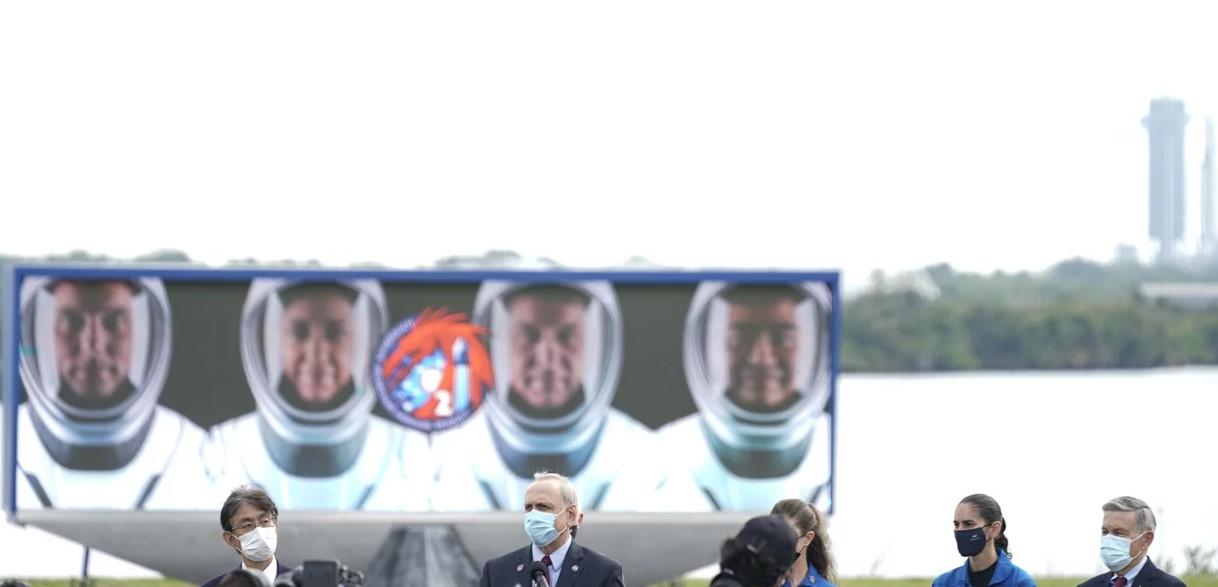 «Συνωστισμός» σήμερα στο διάστημα -Βρίσκονται 14 άνθρωποι, περισσότεροι από ποτέ