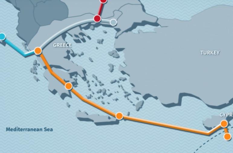 Θολώνει ο αγωγός East Med: Οι τουρκικές προκλήσεις και τα ήξεις αφίξεις των ΗΠΑ