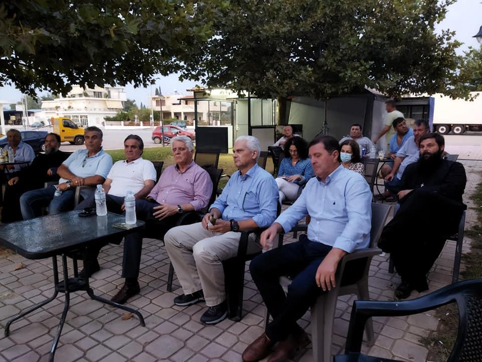 Εκδηλώσεις για το μεταχρωματικό έλκος των πλατάνων από την Περιφέρεια Δυτικής Ελλάδας