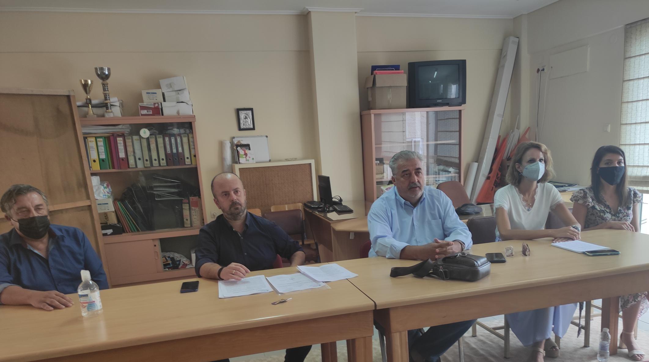 Αγρίνιο: Β' ΕΛΜΕ και Σύλλογος Εκπαιδευτικών Π.Ε. έθεσαν επί τάπητος τα ανοιχτά «μέτωπα»