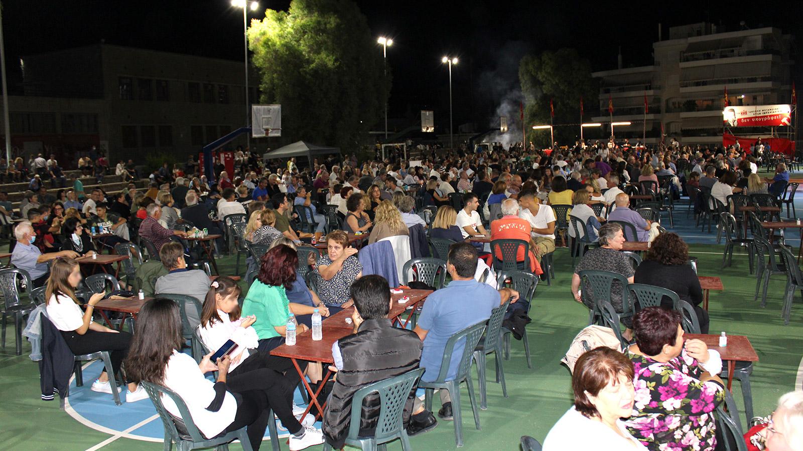 47ο Φεστιβάλ ΚΝΕ & «Οδηγητή» στο Αγρίνιο: «Η αλήθεια του ΚΚΕ είναι η αλήθεια του εργατικού – λαϊκού συμφέροντος»