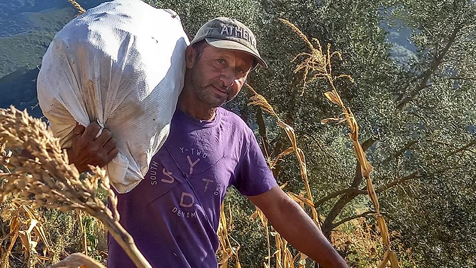Η ζωή στον Ορεινό Βάλτο-Η ξεχασμένη πατόζα του Κοσμά (βίντεο)