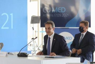 EuroMed 9 – Μητσοτάκης: Η Τουρκία να εγκαταλείψει την παραβατικότητα απέναντι σε Ελλάδα και Κύπρο