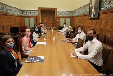 Μαθήτρια του Μουσικού Σχολείου Αγρινίου εκπροσώπησε την Αιτωλοακαρνανία στη Βουλή των Εφήβων