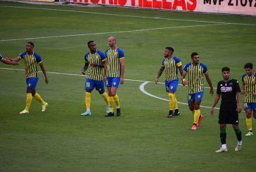 Παναιτωλικός: Για θετικό αποτέλεσμα στο Περιστέρι – Η ιστορία στη Super League