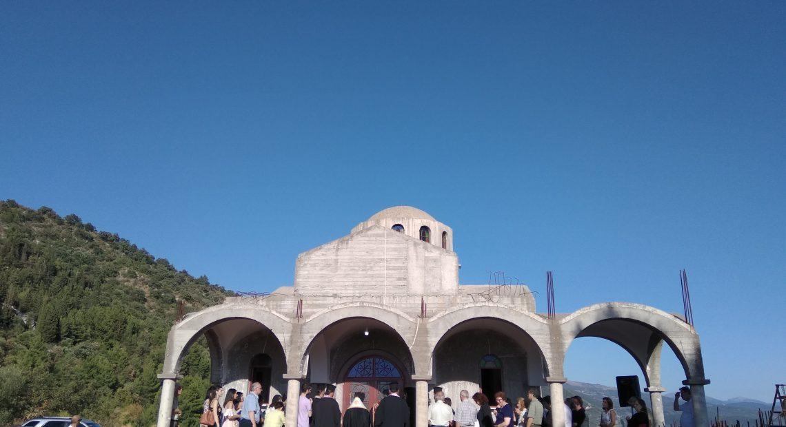 Γιορτάζει το εξωκλήσι των Αγίων Κυπριανού και Ιουστίνης στην Παραβόλα