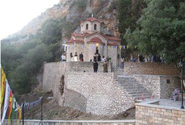 Πανηγυρίζει στις 14/9 το παρεκκλήσι της Ιεράς Μονής Αγίας Ελεούσας Κλεισούρας