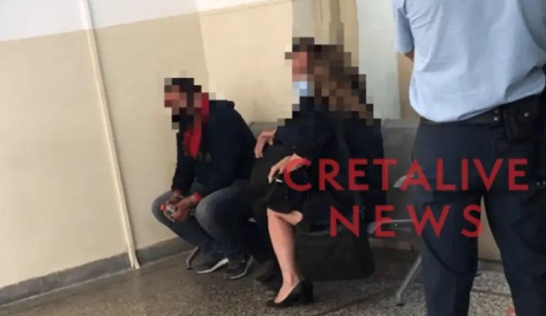 Κρήτη: Ποινική δίωξη στην «αυτόχθονα ιθαγενή» ανεμβολίαστη υπάλληλο που ταμπουρώθηκε στα ΚΑΠΗ
