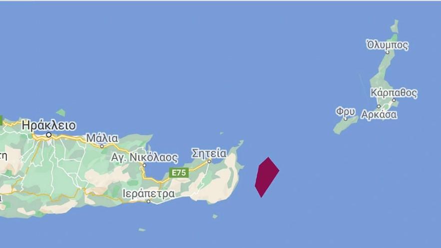 Πρωτοφανής πρόκληση: Τουρκικό πολεμικό έκανε νηοψία στο ερευνητικό «Nautical Geo» ανατολικά της Κρήτης