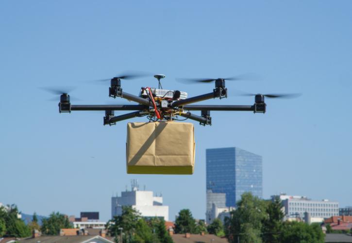 Τρίκαλα: Ξεκινά η μεταφορά φαρμάκων με drone
