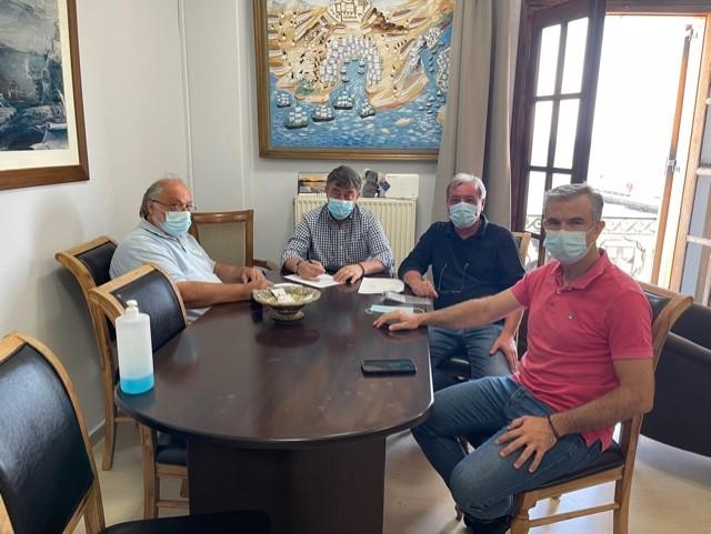 Δήμος Ακτίου-Βόνιτσας: Υπογραφές για την ανάπλαση στην Πλαγιά